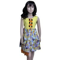 Girl's Frock-24899