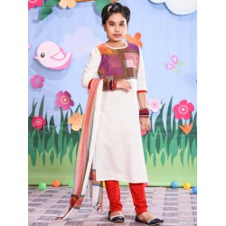 Girls Salowar Kameez Orna-24903