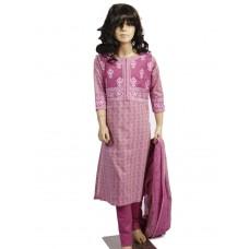 Girl's Salowar kameez Orna-23680