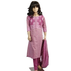 Girl's Salowar kameez Orna-23680