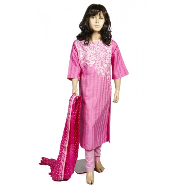 Girl's Salowar Kameez Orna-23771