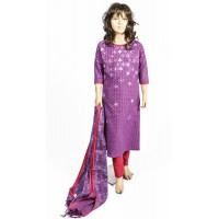 Girl's Salowar kameez Orna-23810