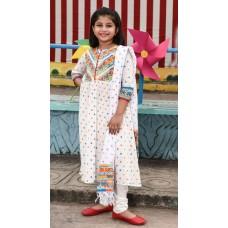 Girls Salowar Kameez Orna-24499