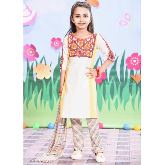 Girls Salowar Kameez Orna-24540