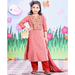 Girls Salowar Kameez Orna-24721