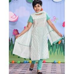 Girls Salwar Kameez Orna-24771