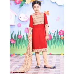Girls Salowar Kameez Orna-25559