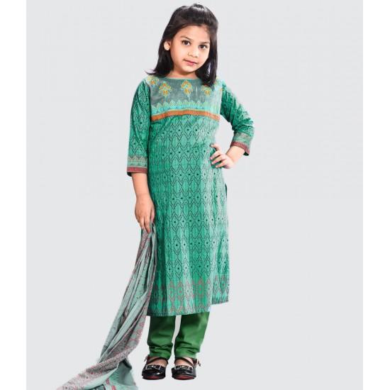 Girls Salwar kameez Orna-25568