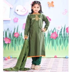 Girls Salwar kameez Orna-25592