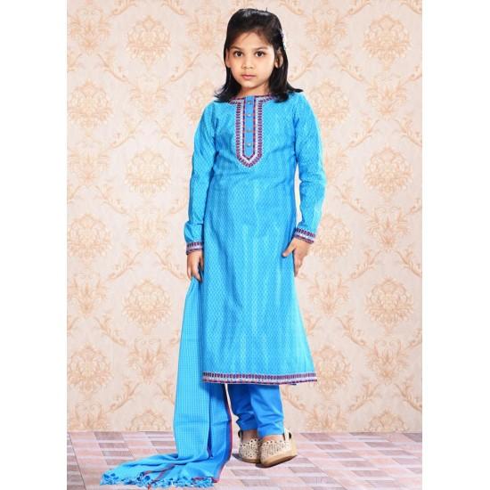 Girls Salwar Kameez Orna-25682