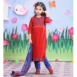 Girls Salowar Kameez Orna-25721