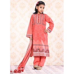 Girls Salwar Kameez Orna-25798