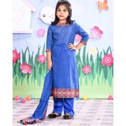 Girls Salwar Kameez Orna-25839