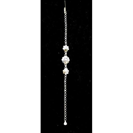Silver Bracelate-SJ Bracelate D-01