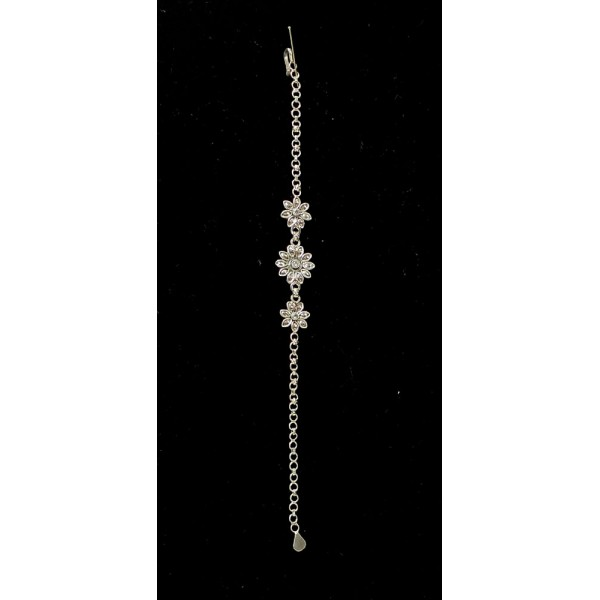 Silver Bracelate-SJ Bracelate D-02